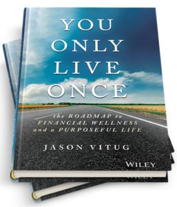 Jason Vitug YOLO Books